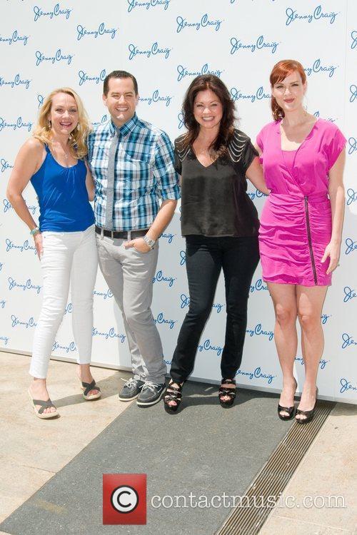 Nicole Sullivan, Ross Mathews, Valerie Bertinelli and Sara...