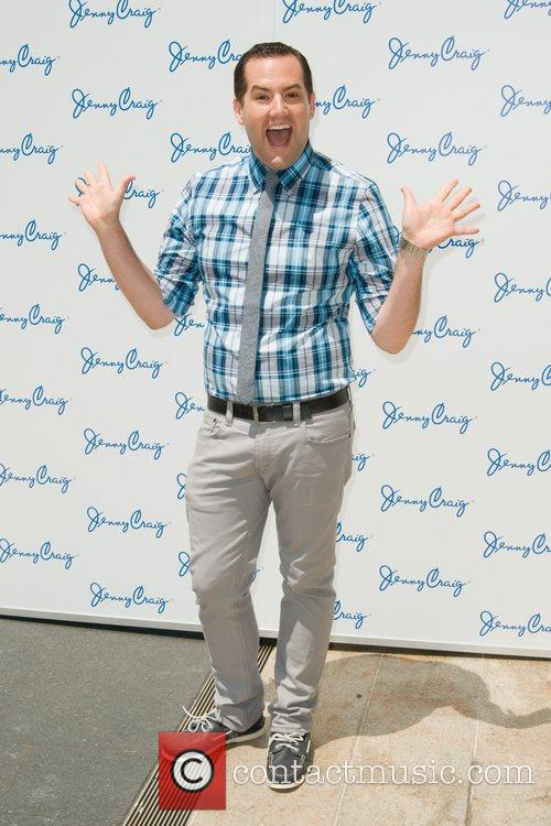 Ross Mathews Jenny Craig's 'Party in the Plaza'...