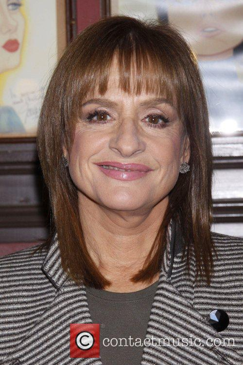 Patti Lupone Meet and greet with the cast...