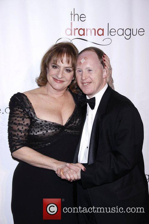 Patti LuPone and Chris Burke The Drama League's...