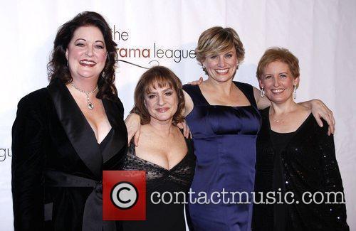 Ann Hampton Callaway, Patti LuPone, Cady Huffman and...