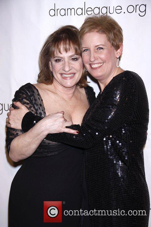 Patti LuPone and Liz Callaway The Drama League's...