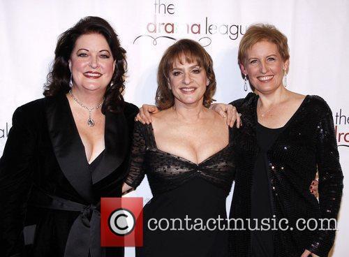 Ann Hampton Callaway, Patti LuPone and Liz Callaway...