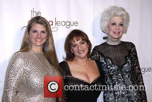 Bonnie Comley, Patti LuPone and Jano Herbosch The...
