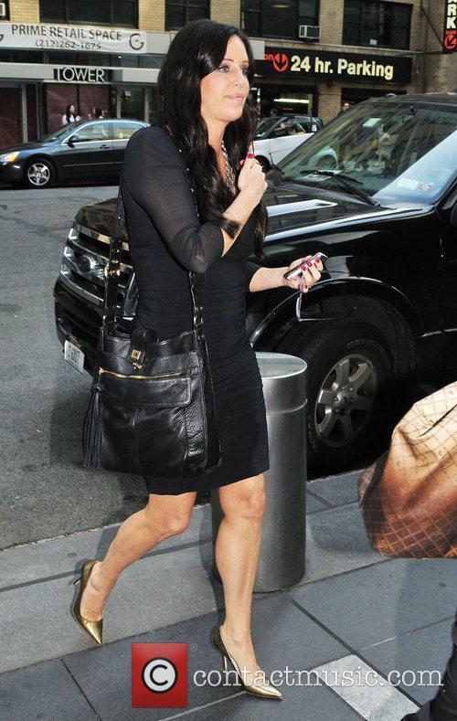 Millionaire Matchmaker Patti Stanger arrives at The Joy...