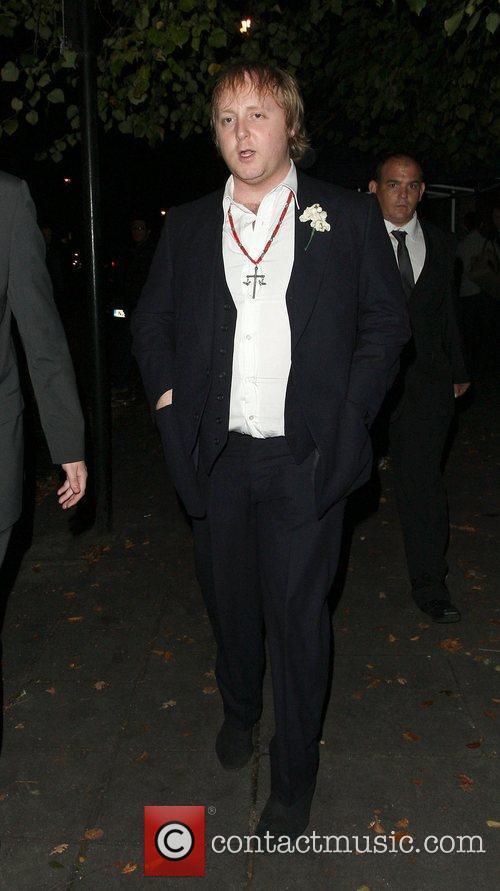 James McCartney,  at Paul McCartney and Nancy...