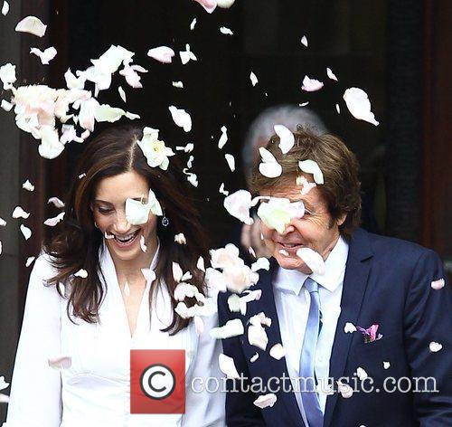 Sir Paul McCartney and NANCY SHEVELL 35