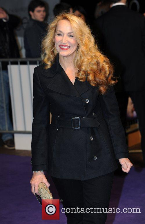 Jerry Hall Paul - UK film premiere held...