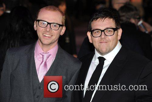Simon Pegg and Nick Frost 5