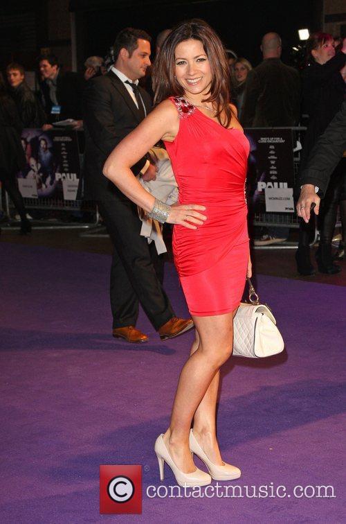 Clare Nasir Paul - UK film premiere held...