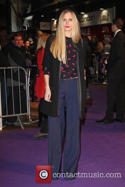 Laura Bailey Paul - UK film premiere held...