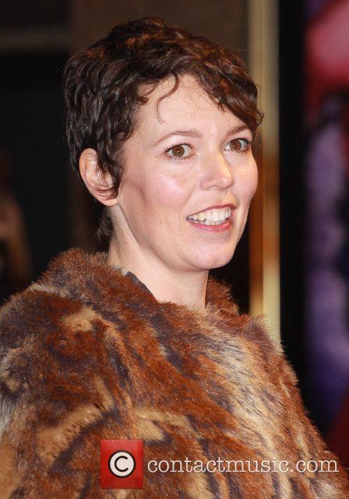 Olivia Colman Paul - UK film premiere held...