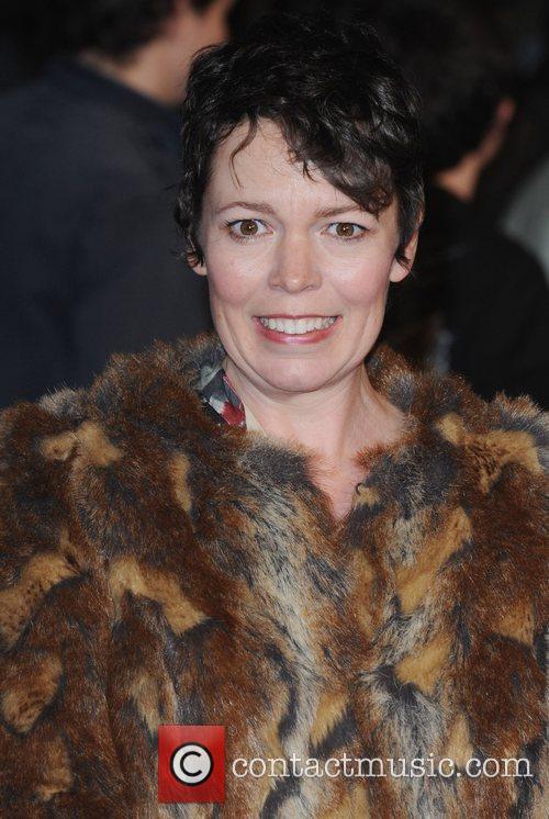 Olivia Colman 4