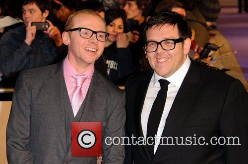 Nick Frost and Simon Pegg 4
