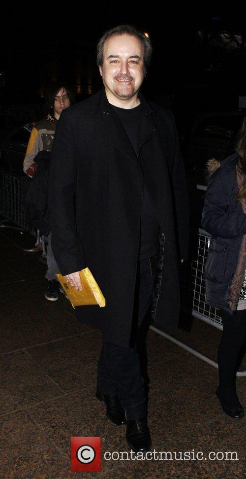 David Arnold  Paul - UK film premiere...