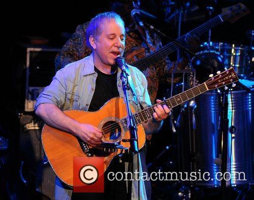 Paul Simon  performs at Vicar Street for...