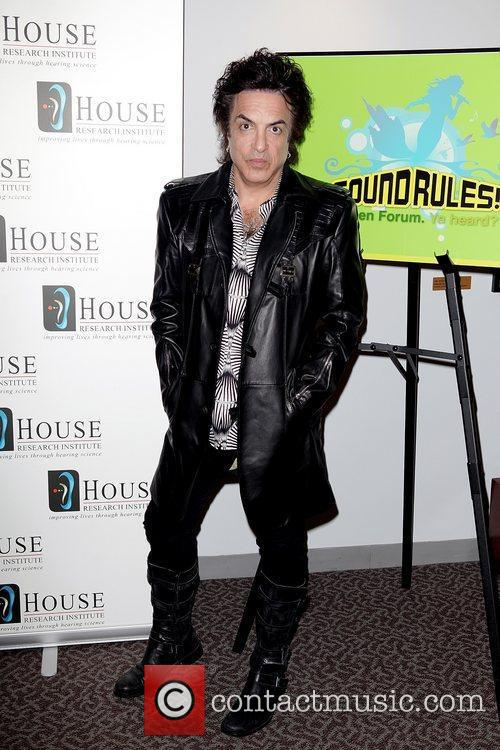 Paul Stanley of KISS, the House Ear Institute,...