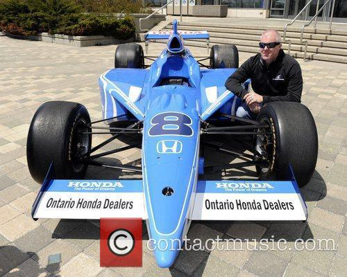 Paul Tracy  Race car driver Paul Tracy...