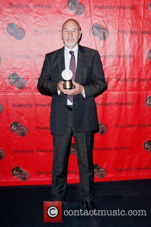 Patrick Stewart 70th Annual Peabody Awards held at...