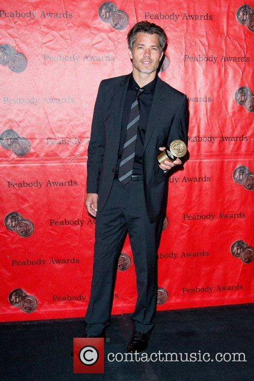 Timothy Olyphant 70th Annual Peabody Awards held at...
