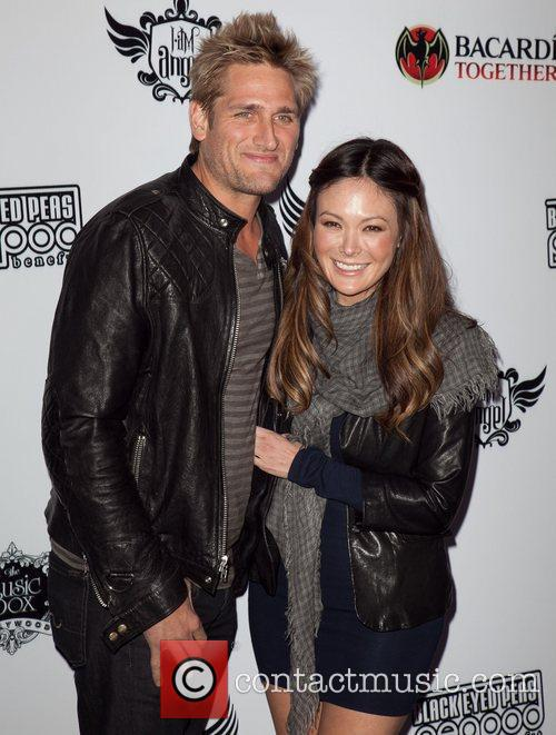 curtis stone and lindsay price. Curtis Stone and Black Eyed