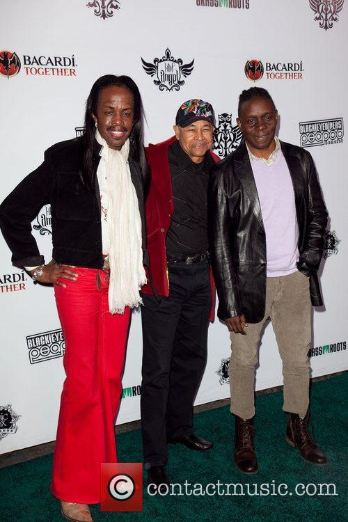 Earth Wind And Fire and Black Eyed Peas 2