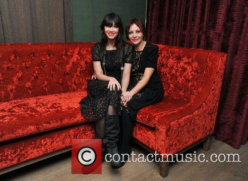 Daisy Lowe and Pearl Lowe 5