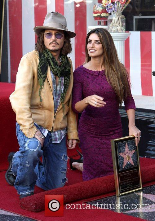 Johnny Depp and Penelope Cruz 3