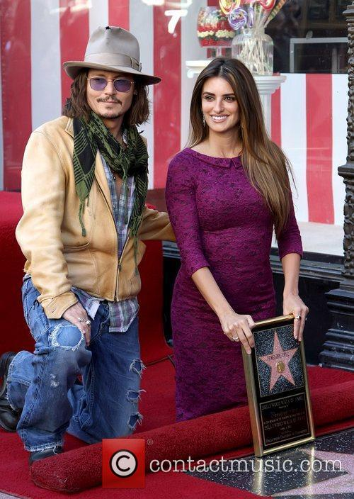 Johnny Depp and Penelope Cruz 8