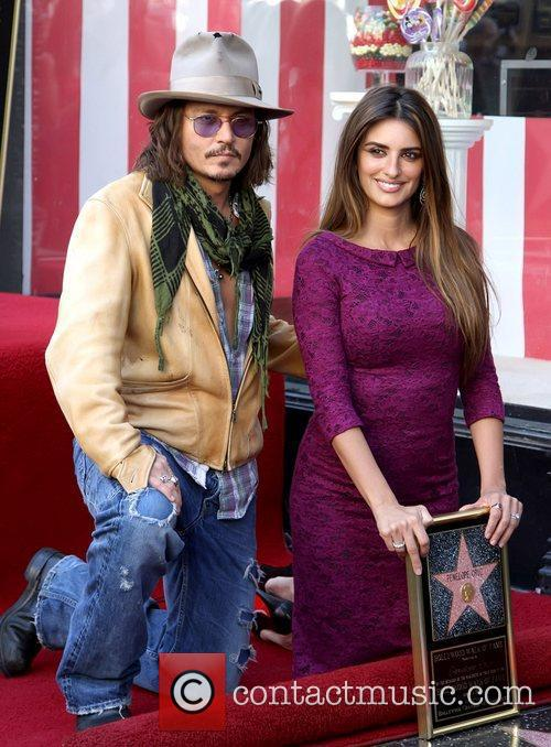 Johnny Depp and Penelope Cruz 5