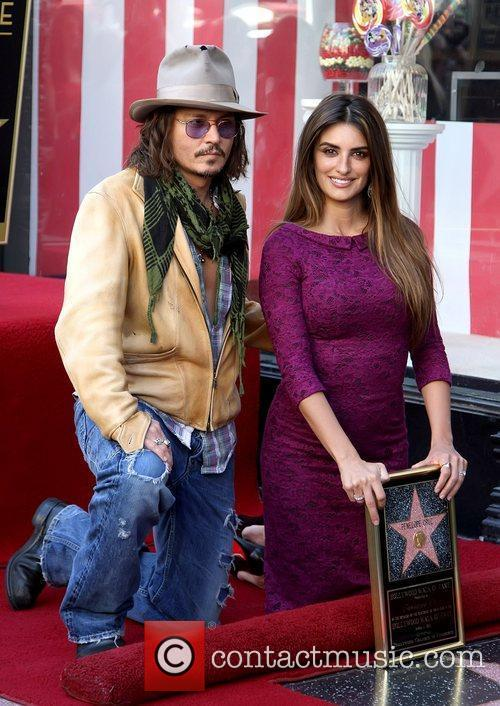 Johnny Depp and Penelope Cruz 6