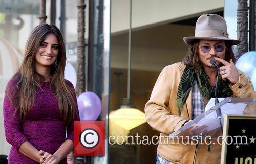 Penelope Cruz, Johnny Depp