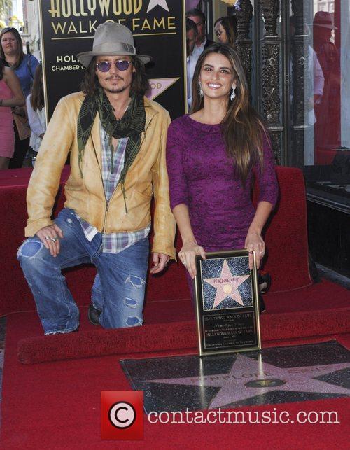 Johnny Depp and Penelope Cruz 15