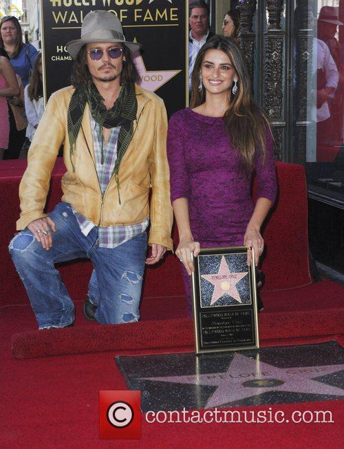 Johnny Depp and Penelope Cruz 14