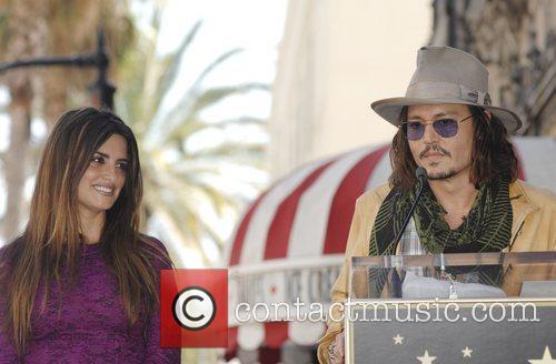 Johnny Depp and Penelope Cruz 12