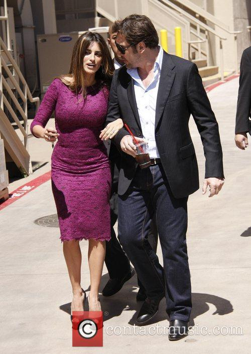 Penelope Cruz and Javier Bardem 2