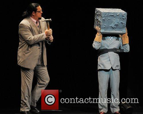Penn Jillette and Teller 16