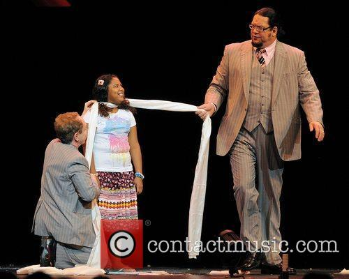 Penn Jillette and Teller 10