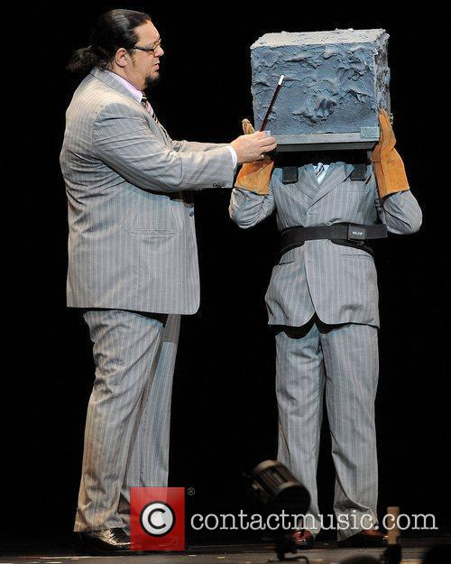Penn Jillette and Teller 9