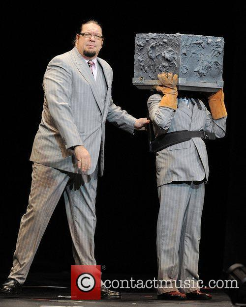 Penn Jillette and Teller 6