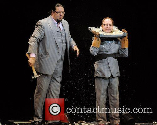 Penn Jillette and Teller 12