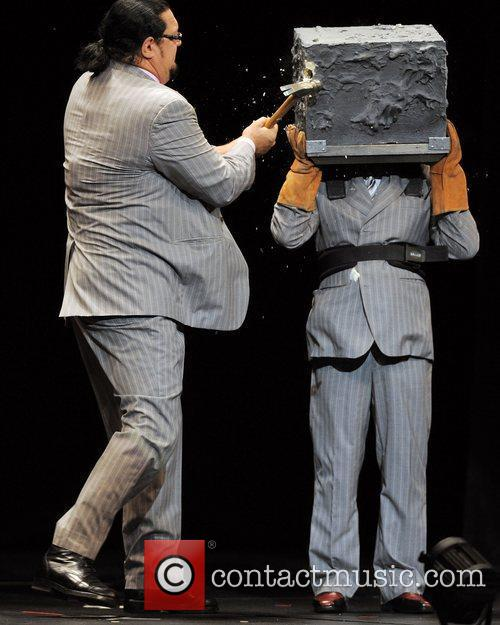 Penn Jillette and Teller 11