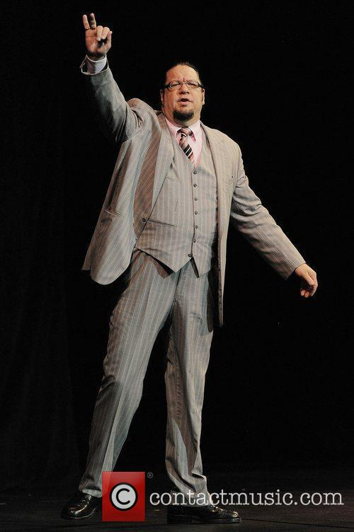 Penn Jillette and Teller 18