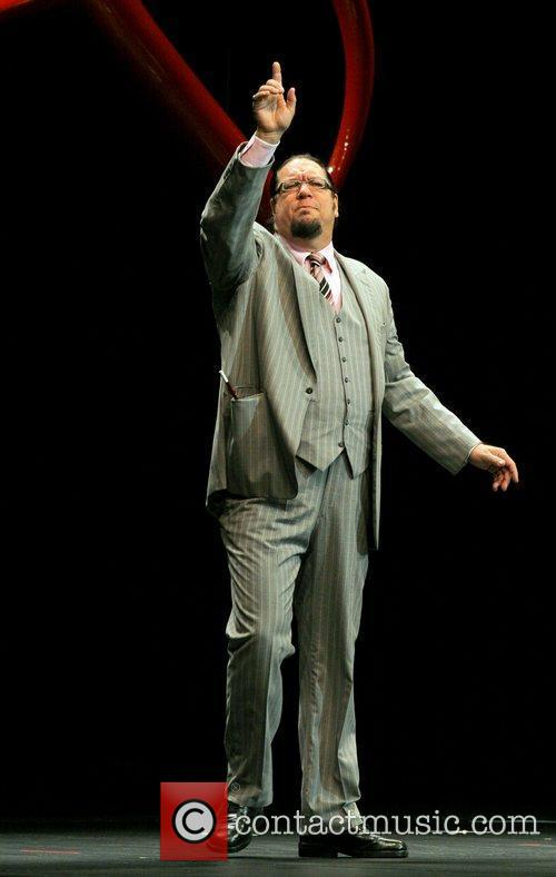 Penn Jillette and Teller 20