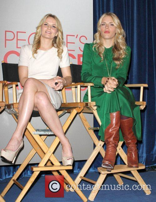 Jennifer Morrison, Busy Philipps and Paley Center For Media 10