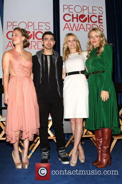 Kaley Cuoco, Busy Philipps, Jennifer Morrison, Joe Jonas and Paley Center For Media 8