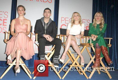 Kaley Cuoco, Busy Philipps, Jennifer Morrison, Joe Jonas and Paley Center For Media 10