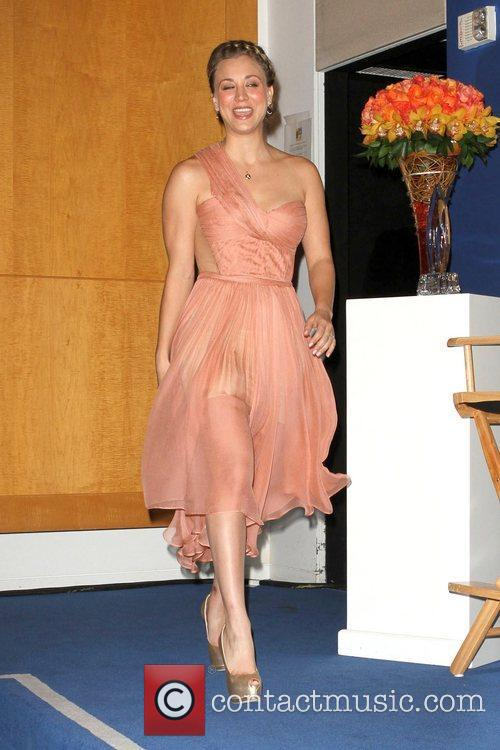 Kaley Cuoco and Paley Center for Media 12