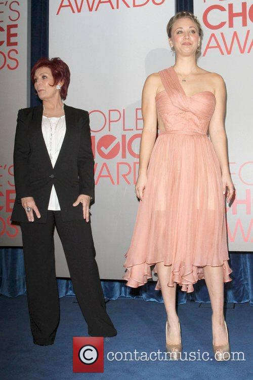 Sharon Osbourne, Kaley Cuoco and Paley Center For Media 9