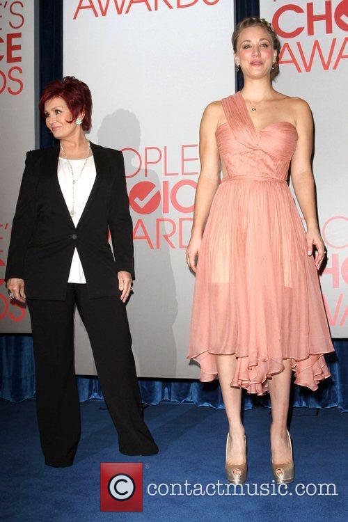 Sharon Osbourne, Kaley Cuoco and Paley Center for Media 1